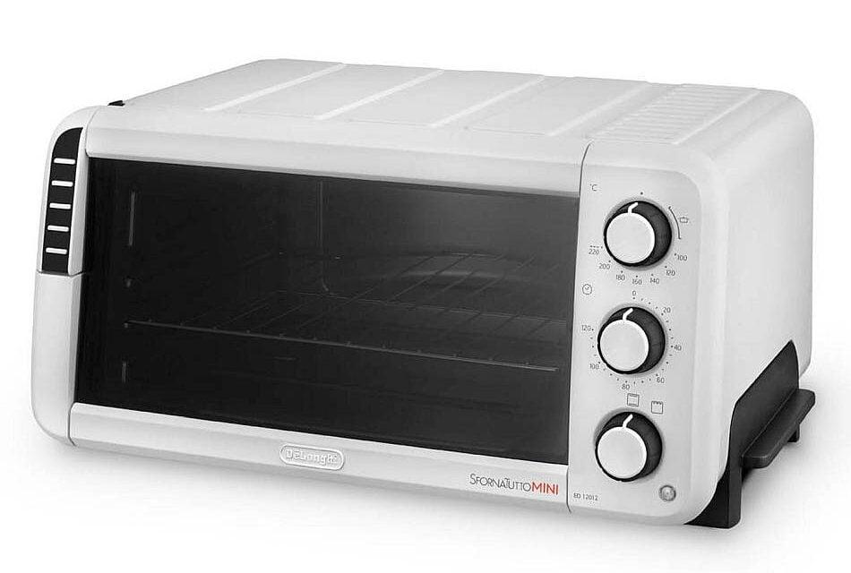 Мини-печь DeLonghi EO 12012 W