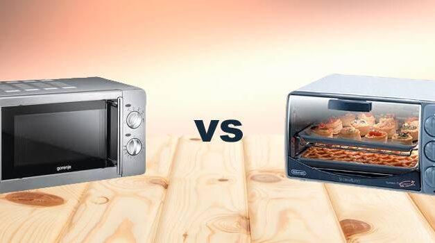 Что лучше: микроволновка или мини-печь?